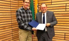 Kenmore City Council Recognizes Sno-King Watershed Council