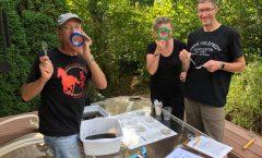 Global Water Watch on Swamp Creek